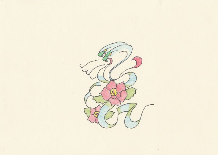 Rose Tattoo - Aiden Froud