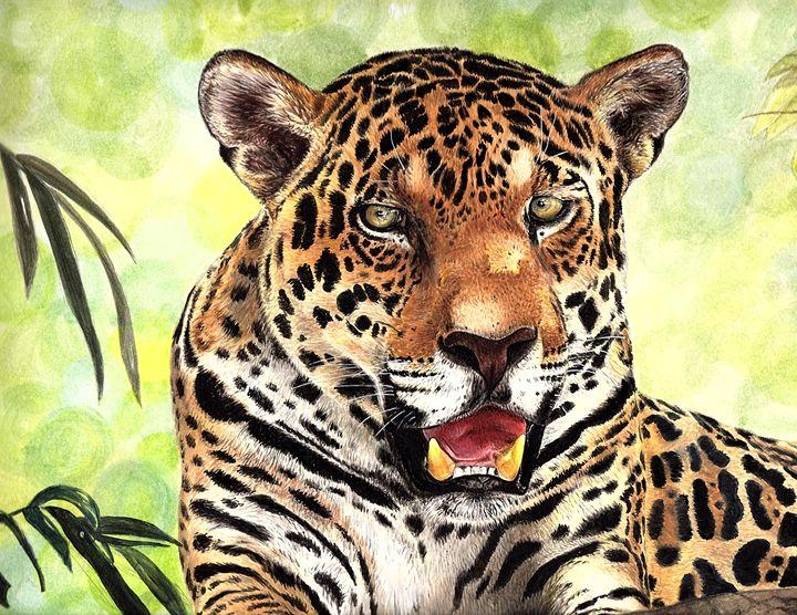 Jaguar - Emma Mooring