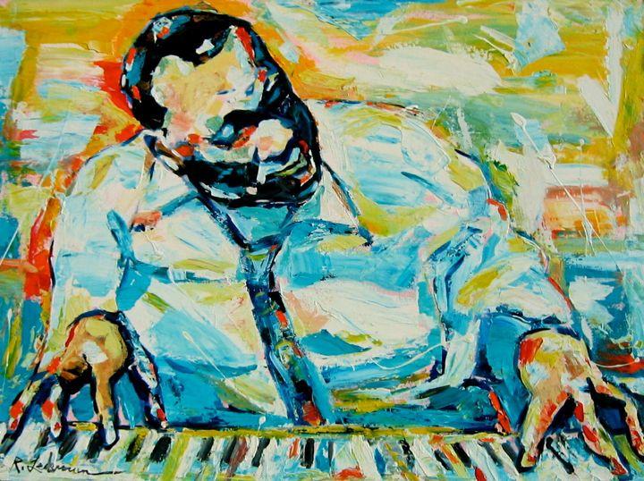 Art Tatum, Jazz Piano - Robert Lederman
