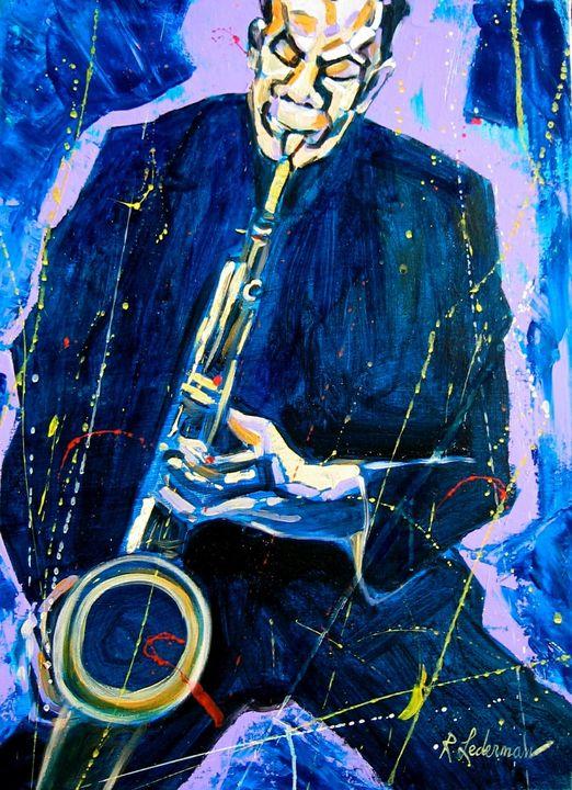 John Coltrane - Robert Lederman