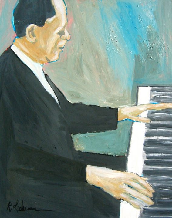 Pianist - Robert Lederman
