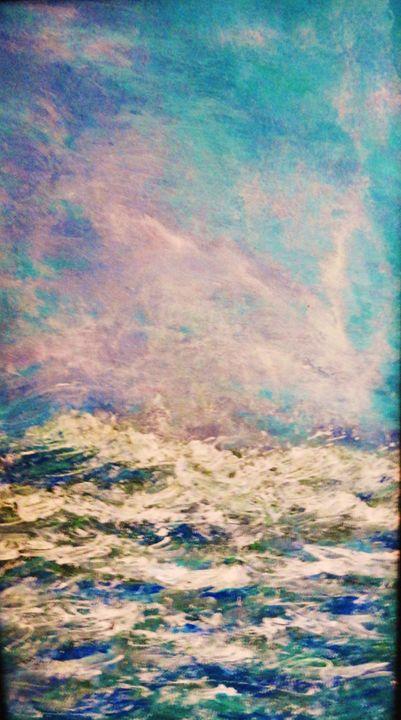 Gathering Storm - Rising Tides Artworks