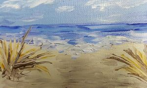 Seagrass and Ocean