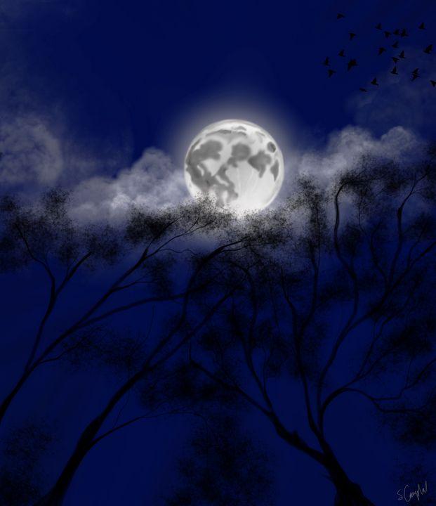 Moonlight - EtaGemini Art