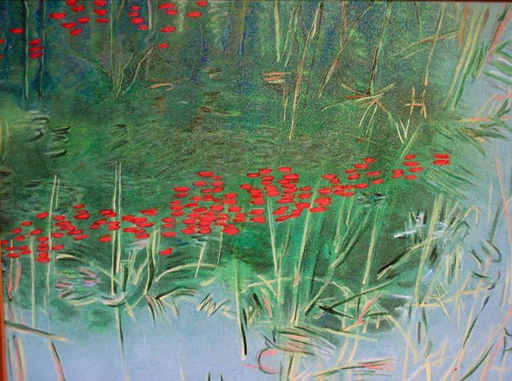 Pond 10 - Rosenfeld Fine Art