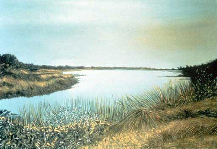 Great Pond - Rosenfeld Fine Art