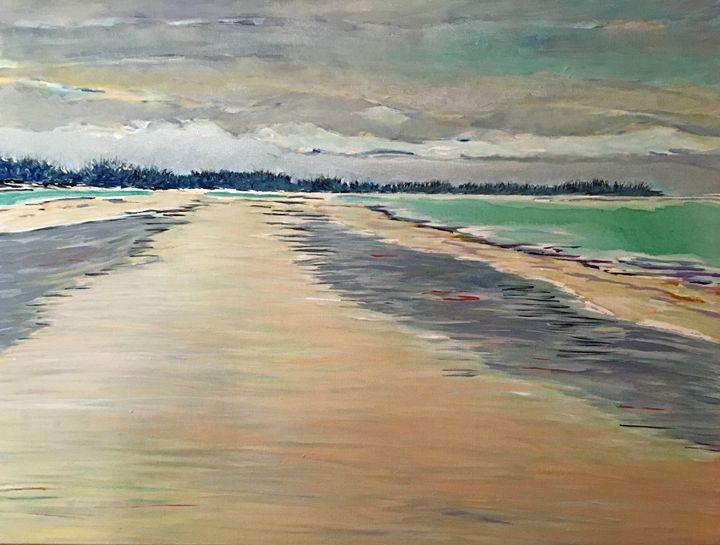 Sandy Waters - Rosenfeld Fine Art