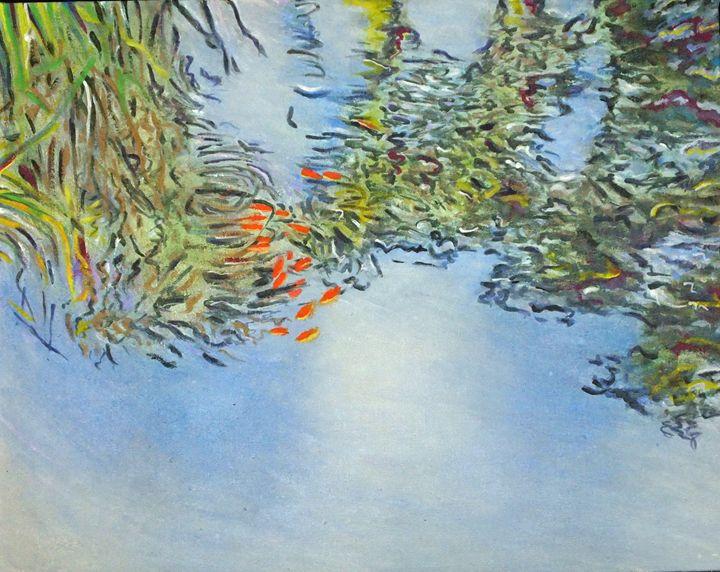 Pond 1 - Rosenfeld Fine Art
