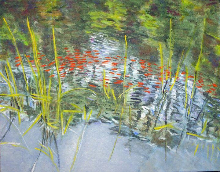 Pond 2 - Rosenfeld Fine Art