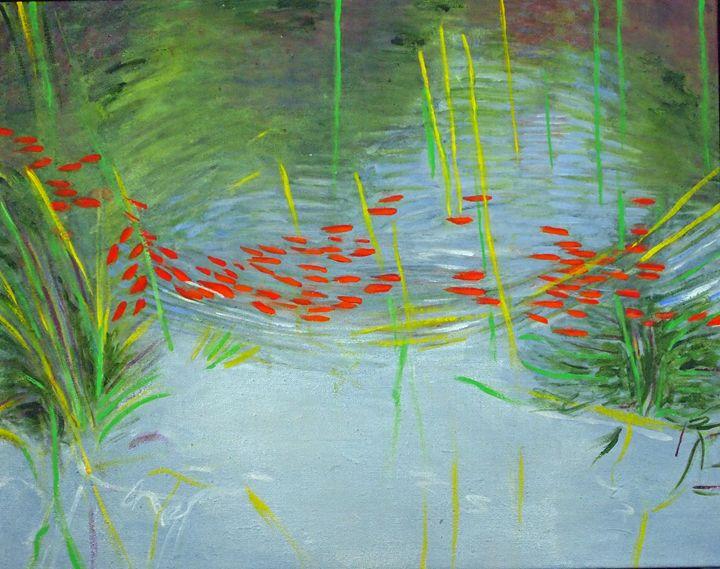 Pond 3 - Rosenfeld Fine Art
