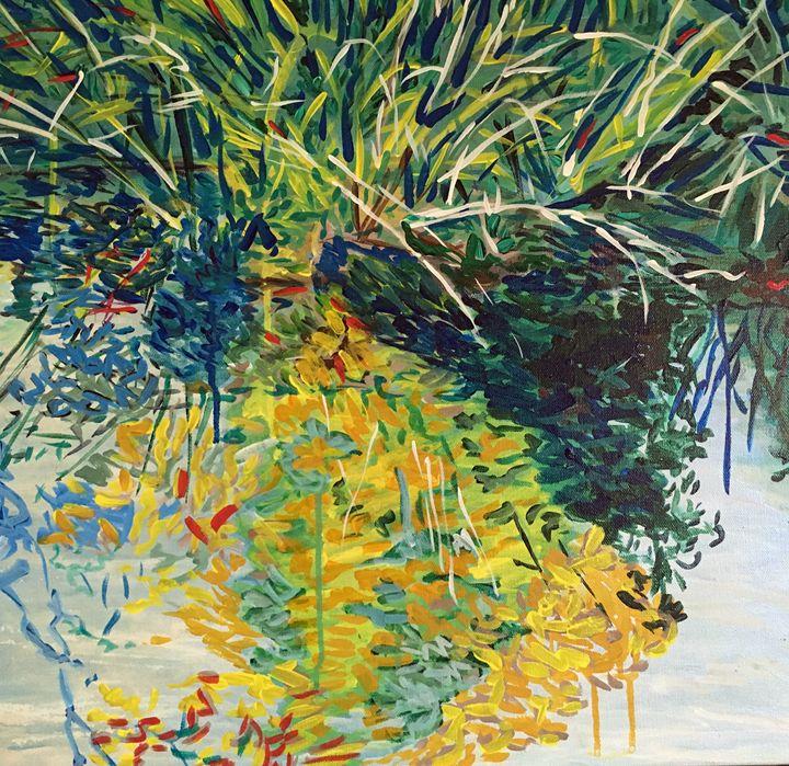 Pond 10.5 - Rosenfeld Fine Art