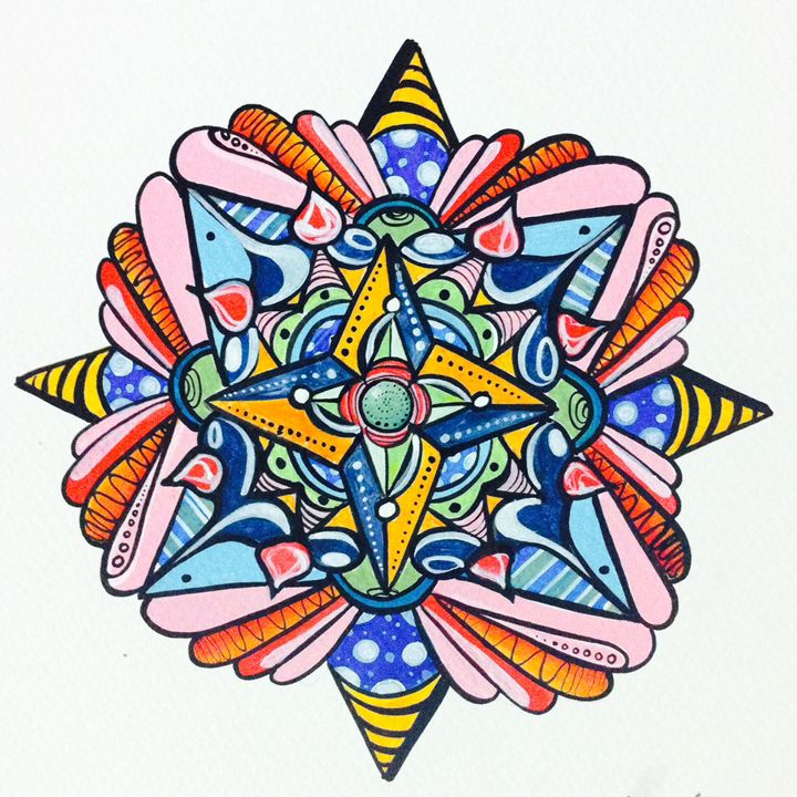 Bloom - Margo's Mandalas & More