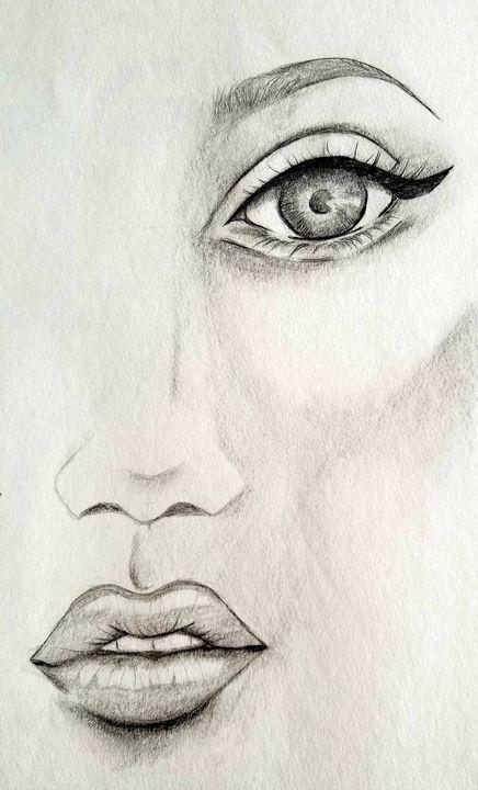 Olivia - Art by Nour