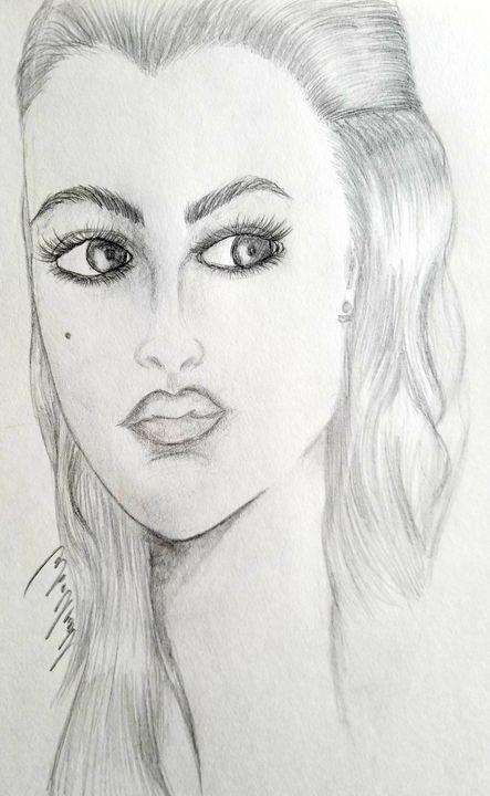 Charlotte - Art by Nour