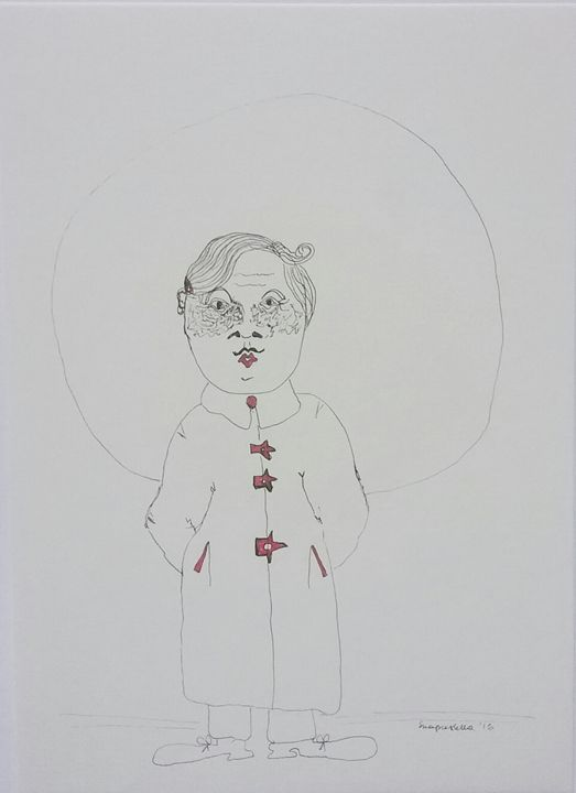 Nasty Creatures / A man in a coat / - Snapushka