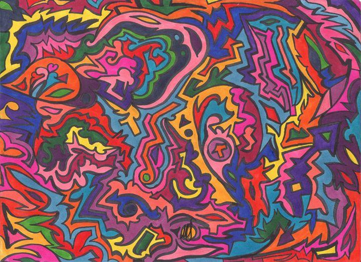 Swordfish - Museical Art