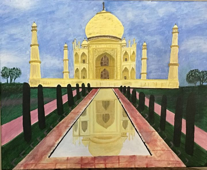 Taj Mahal, India - Deergha Arts