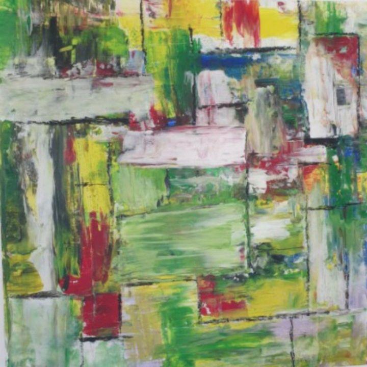 Berlin wall - Arlind Mukaj