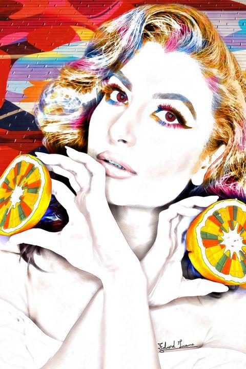Orange Flavor - EJL Designs