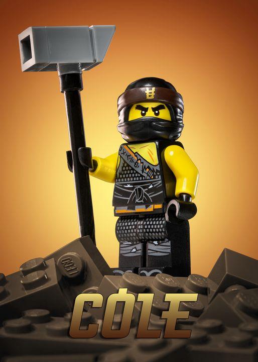 Cole - Lego prints