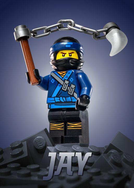Jay - Lego prints