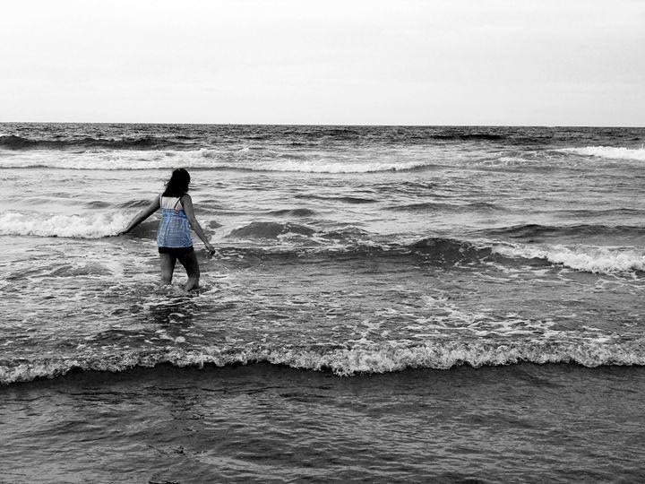 The Sea - Annabelle Krupcheck