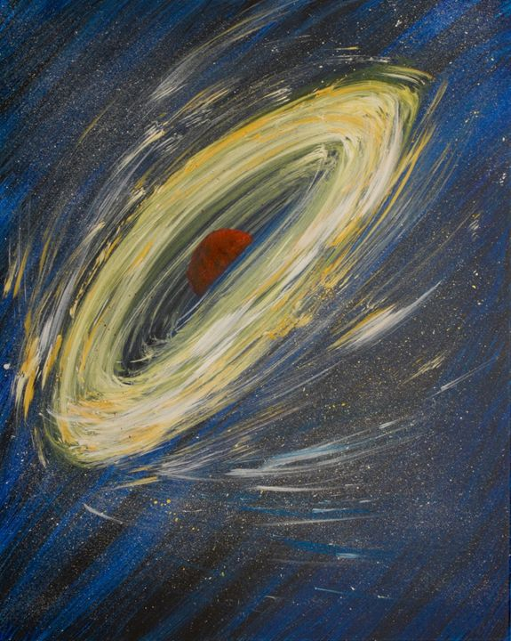 Deep Space Disturbance - Kris W