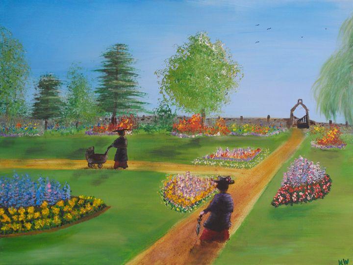 Walk In The Park - Kris W