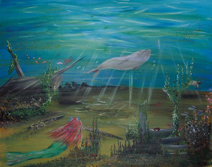 Hidden Depths - Kris W