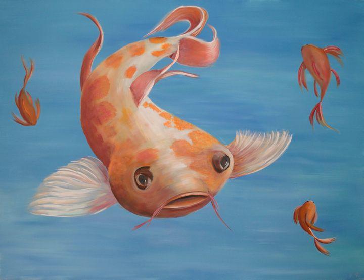 Big Fish - Kris W