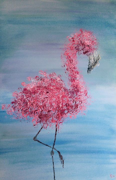 Flamingo - Kris W