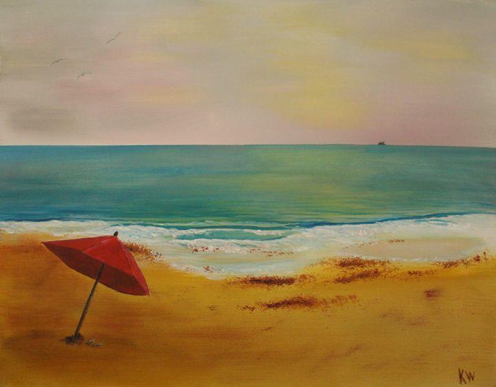 The Beach - Kris W
