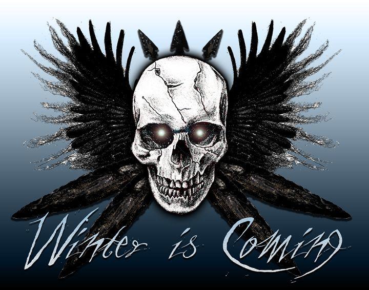 Winter is Coming - Skullianz