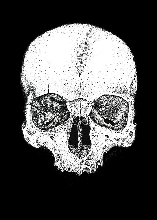 Skull Study No.5 - Skullianz