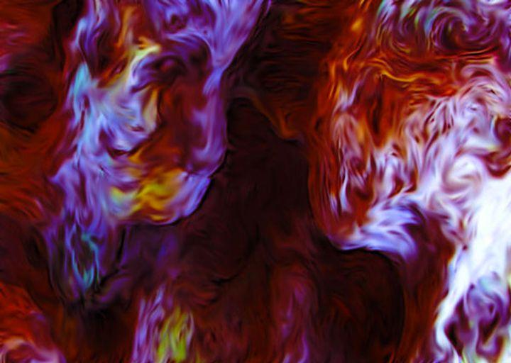 Abstract formation - Skullianz