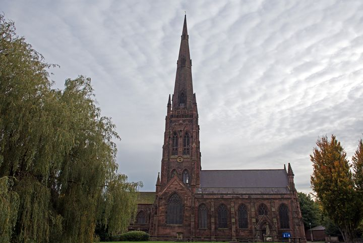 St. Elphin's Church - Warrington - MonksArt