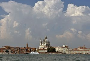 Santa Maria della Salute - Venice - MonksArt