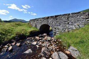 Bridge in Strathconon