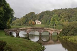 Palladian Bridge - Stourbridge