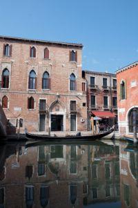 Faded Palazzo - Venice