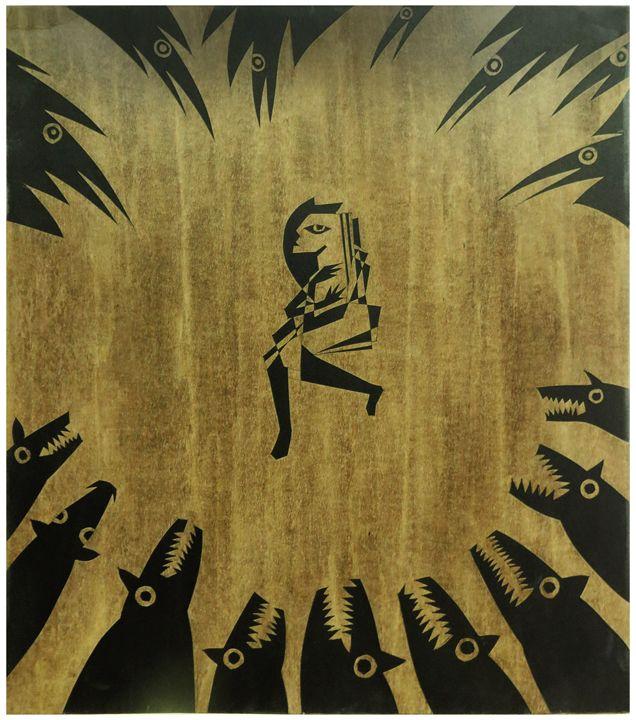 Damsel in distress - guffar babu gallery