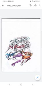 Ninga turtles - Designs by Joseph