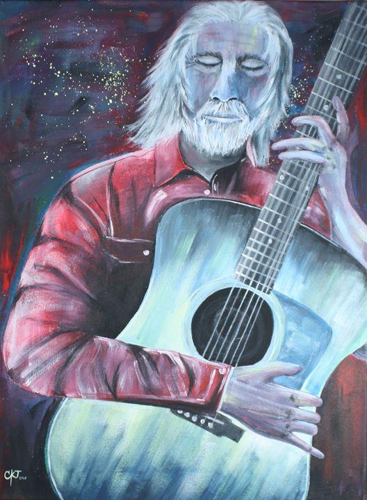 Weary Melodies - Cashlynn Jaggers Art