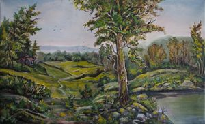Moldavian hills
