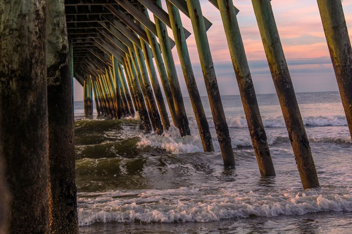 Beach Boardwalk - Nolyn Wise Photographs