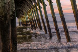 Beach Boardwalk - Nolyn Wise Photographs