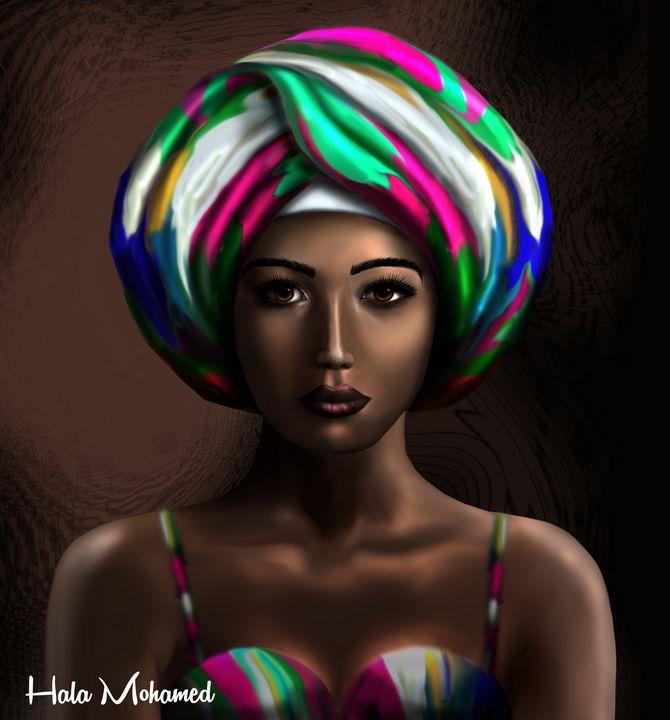 the dark beauty - women