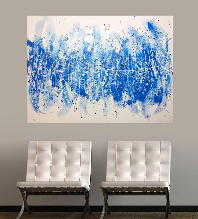 The Blue Movement - Katrishia Powell