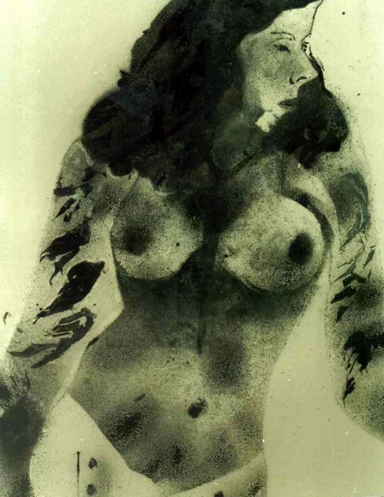 NUDE-1 - ANAND PAINTINGS