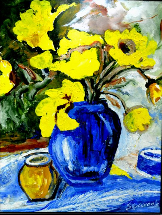 STILL-LIFE-11 - ANAND PAINTINGS